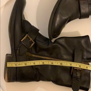 Forever 21 Shoes - F21 Black boots-6.5